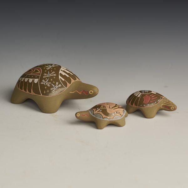 3 Jennifer Tafoya Moquino Turtle Grp 350