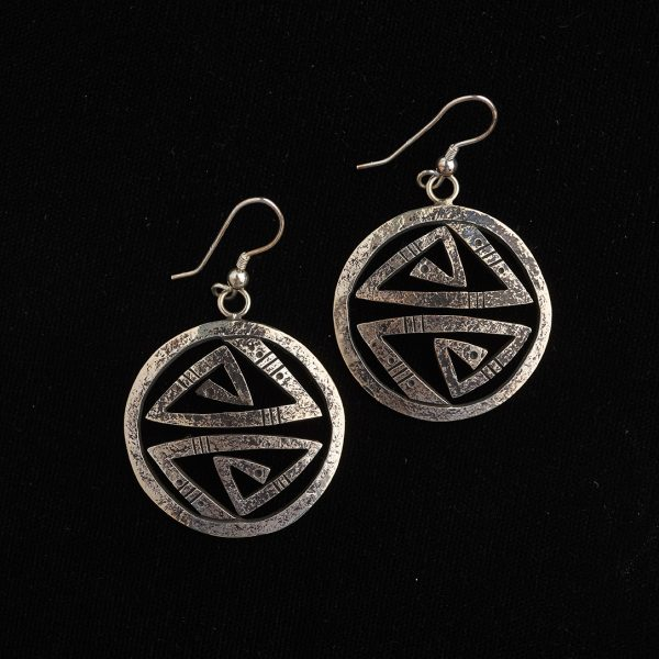 Kee Yazzie 1 earring 150