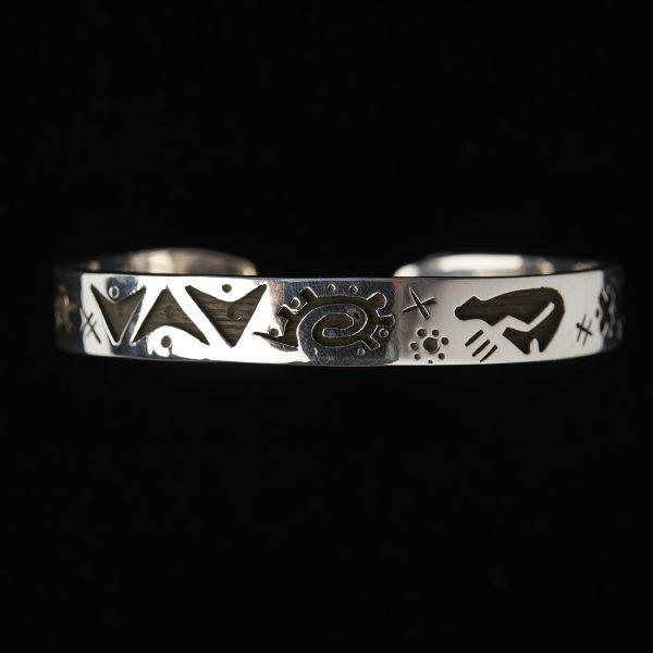 Kee Yazzie 4 bracelet 220