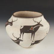 Lucy Lewis 17C deer 2900