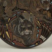 Jennifer Tafoya 2b cat plate 1400-1